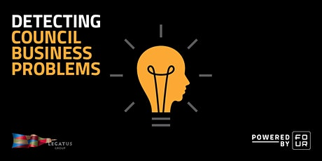 Detecting Council Business Problems Workshop tickets