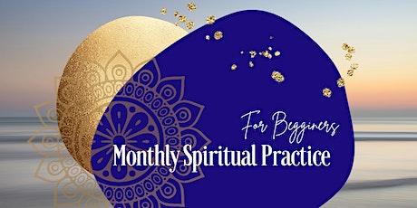 Spiritual Practice for Beginners tickets
