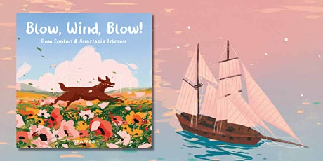 'Blow Wind Blow' Poetry and Illustration with Dom Conlon Anastasia Izlesou tickets