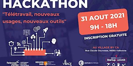 Hackathon - 31 Août 2021 - Village By CA biglietti