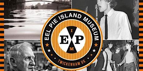 Twickenham Riverside Heritage Walk and Visit to the Eel Pie Island Museum tickets