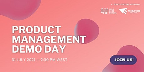 Product Management Demo Day 2021 tickets