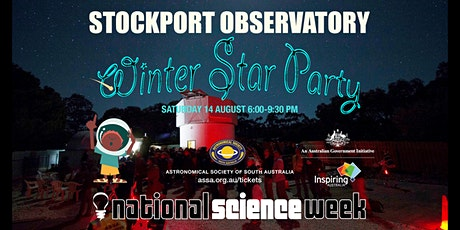 Stockport Observatory Winter Star Party tickets
