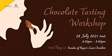 Chocolate Tasting Workshop tickets