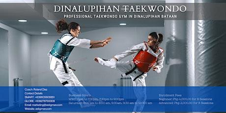 Dinalupihan Taekwondo Class tickets