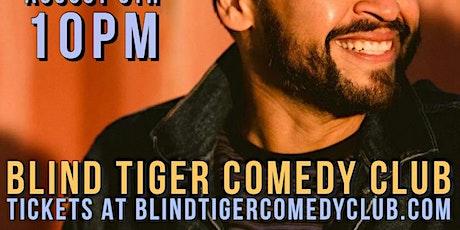 Chris Tellez & Friends at Blind Tiger Comedy Club San Antonio! tickets