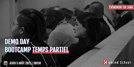 Demo Day | Bootcamp à Temps Partiel billets