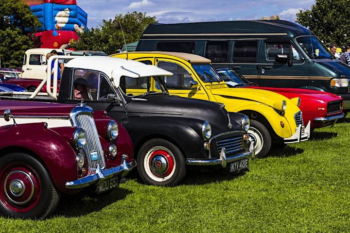 The Big Barleylands Classic Motor Show image