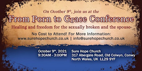 From Porn to Grace tickets