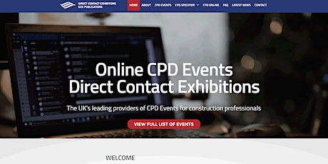 Online CPD - Fire Prevention & Protection tickets