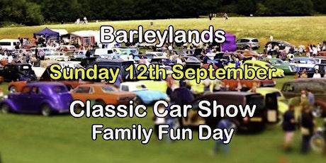 The Big Barleylands Classic Motor Show tickets