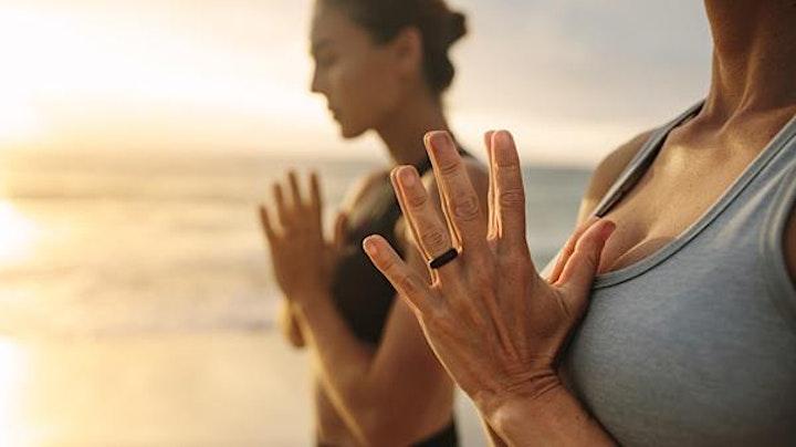 Yin Yoga und Faszientraining: Bild