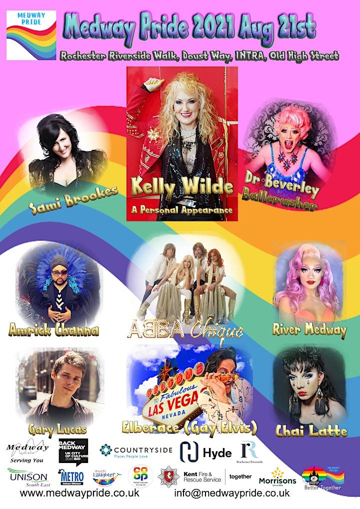 Medway Pride 2021 image
