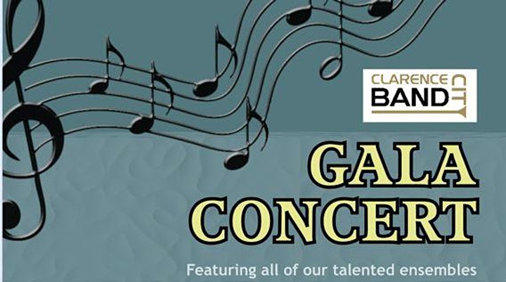 Clarence City Band Annual Gala Concert 2021 image