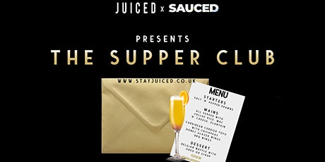 THE SUPPER CLUB tickets
