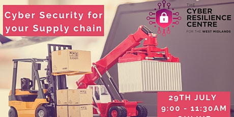 Cyber Security for your Supply Chain tickets