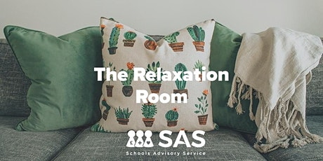 The Relaxation Room - Making meaning out of thoughts and feelings tickets