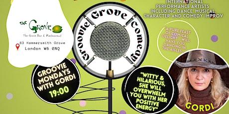 Hammersmith GroovieGrove Comedy tickets