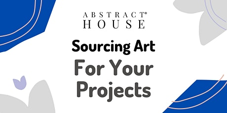 Sourcing Art For Your Projects tickets