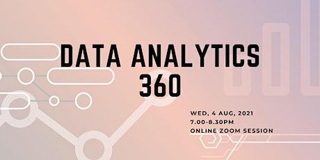 Data Analytics 360 tickets