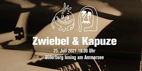 """Zwiebel & Kapuze #1 Franz Kafka's """"Ein Bericht für eine Akademie"""" Tickets"""