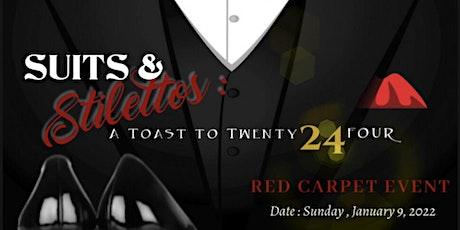 Suits & Stilettos : AfterProm Birthday Dinner tickets