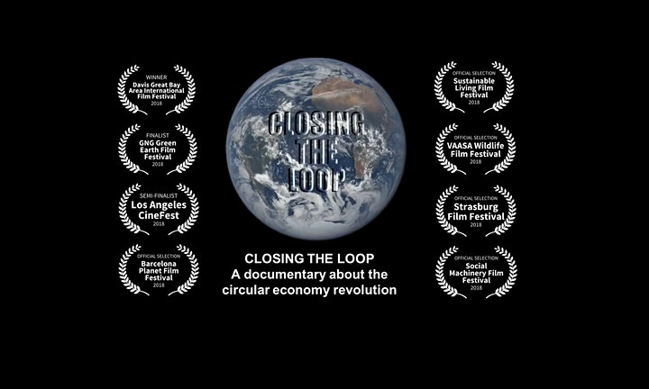 """Image pour Recyclap : """"Closing the loop"""""""