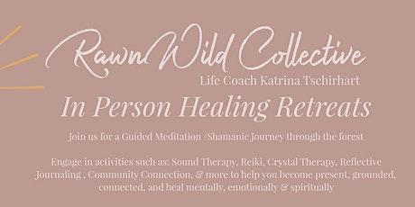 """Release"" Healing Retreat - Guided Meditation/ Shamanic Journey Hike tickets"