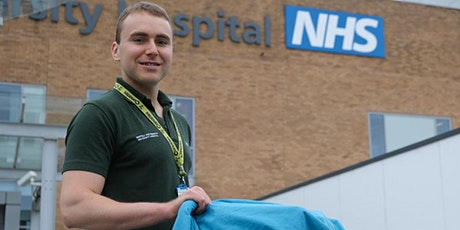 Get a job in the NHS with Portering roles available (Birmingham & Solihull) tickets