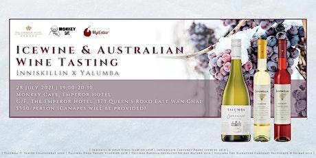 Icewine & Australian Wine Tasting tickets