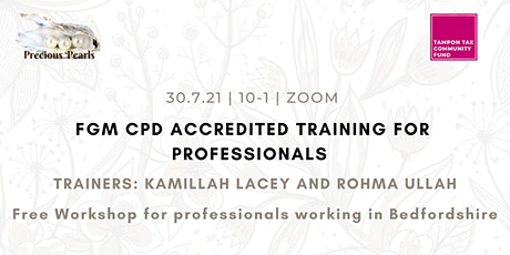 FGM CPD Accredited Training for Professionals tickets