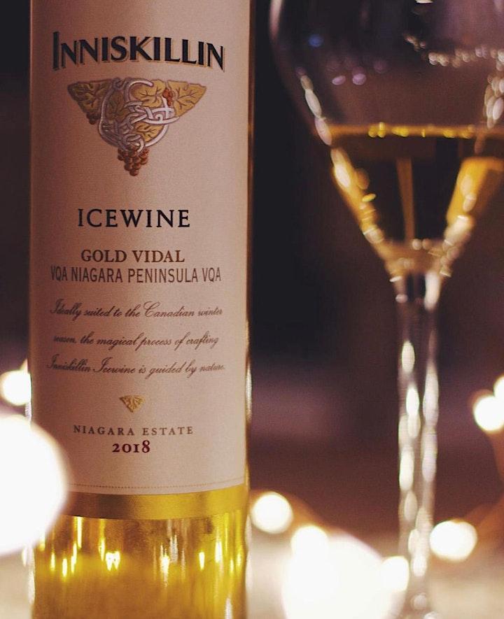 Icewine & Australian Wine Tasting image