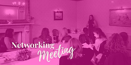 Networking Meeting With Katie Harris at Cafe Marzano tickets