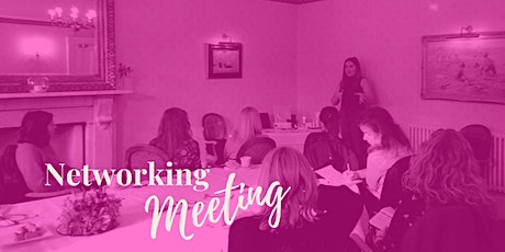 Networking Meeting With Kerri Kelf at Holiday Inn Norwich North tickets