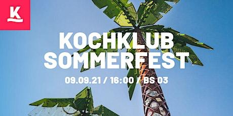 Das Sommerfest des Kochklubs Tickets