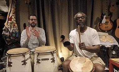 Afro-Caribbean Percussion Jam billets