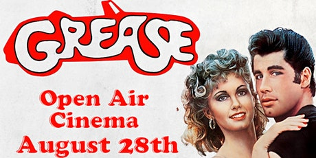Grease Open-air Cinema with Late Night Bar tickets