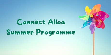 T-Shirt Printing and Creative Activities with Connect Alloa! tickets