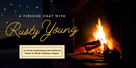 A Fireside Chat with Rusty Young - Bestselling Author of Marching Powder tickets