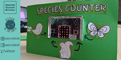 Micro:bits - Coding Animal Counters - 19/08/21- Ages 8 to14 - 10:30am tickets