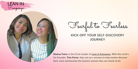 Lean In Pampanga Circle Session: Fearful to Fearless tickets