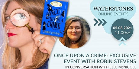 Exclusive Event with Robin Stevens in conversation with Elle McNicoll tickets