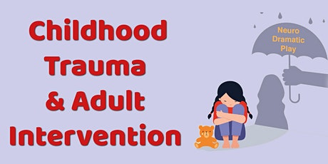 Working with Children and Trauma  - creating an alternative pathway tickets
