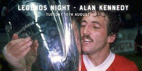 Legends Night - An Evening with  Alan Kennedy tickets