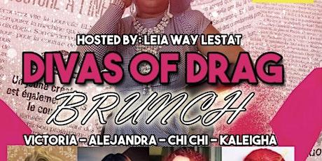 Divas of Drag Brunch tickets