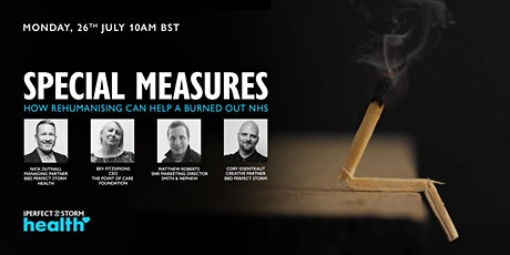 Special Measures: How rehumanising your marketing can help a burnt out NHS tickets