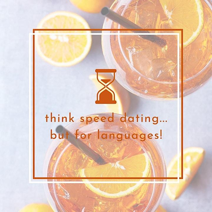 Emerge Collective: CHATTY HOUR global language exchange social image
