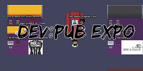 DEV:PUB - Meet the Studios from UK Game of the Show & EuroPlay tickets
