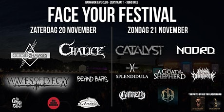 Face Your Festival tickets