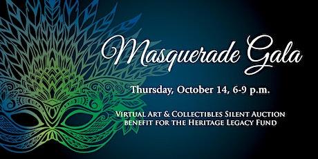 Masquerade Gala at Heritage Community of Kalamazoo tickets